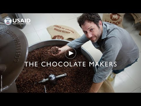 The Chocolate Makers:  From Bean to Bar in Vietnam