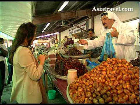 Wet Market in Dubai by Asiatravel.com