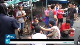 المهاجرون في تايلاند.. قوانين تمنعهم من العمل خارج قطاع الخدمات