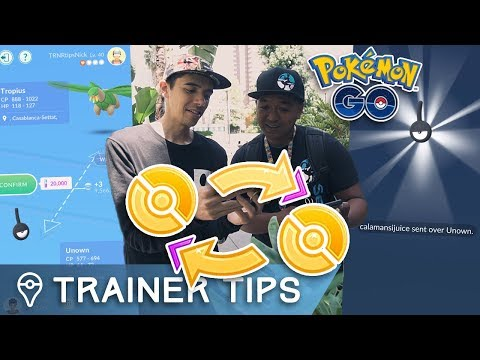 TRADING IS HERE! HOW TO TRADE, FRIEND, & GIFT IN POKÉMON GO!
