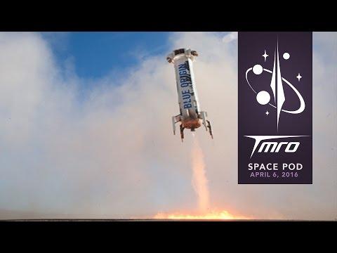 Suborbital Science on Blue Origin
