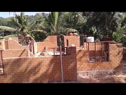 Interlock Mud Brick Homes Kerala