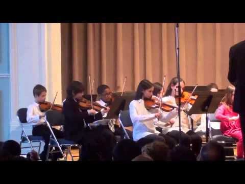 Perpetual Motion - Suzuki - Germantown Junior Orchestra, Settlement Music School
