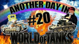 Another Day in World of Tanks #20