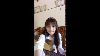 guitar cover Em Trong Mắt Tôi - Tieulongha