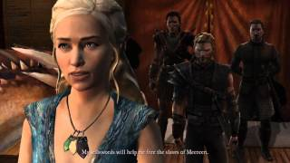 Xbox One Longplay [018] Game of Thrones Episode 4 - Sons of Winter