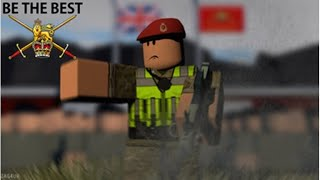[ROBLOX] How to become a RMP (Royal Military Police) - British Army