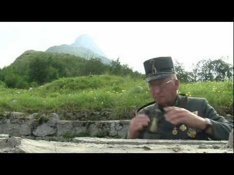Dolina Soče - Pot miru (SLO verzija) HD
