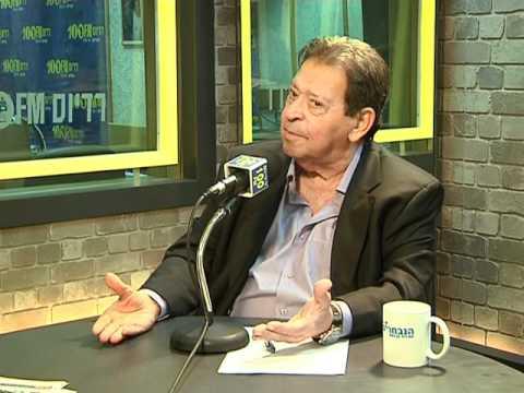 """ראיון עם ח""""כ בנימין פואד בן אליעזר, 06.04.12"""