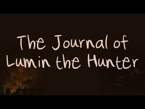 The Journal of Lumin the Hunter - Page 1 - Reborn (World of WarCraft)