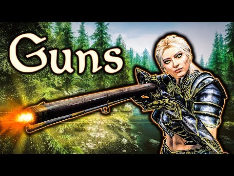 Guns ARE Lore Friendly! - Elder Scrolls 6 - Do You Want Guns?..