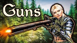 Guns ARE Lore Friendly! - Elder Scrolls 6 - Do You Want Guns?..