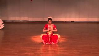 Arangetram of Antara Majumdar Student of Smt. Chandra Banerjee