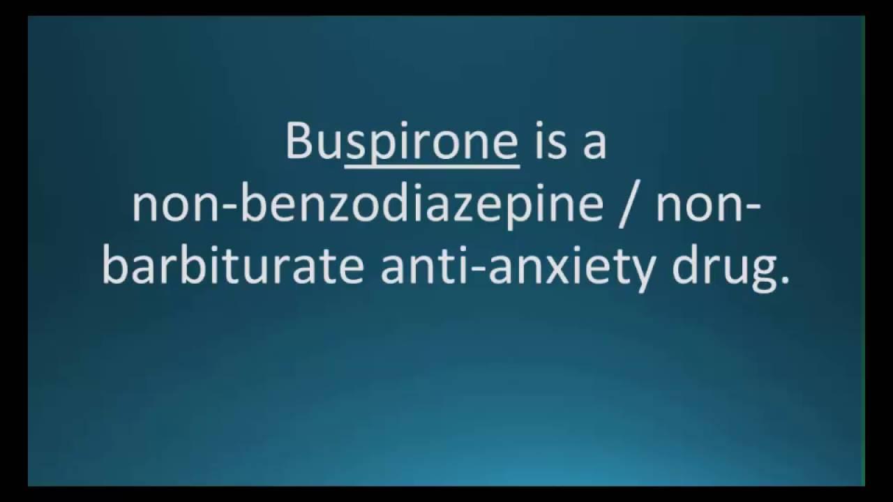 Buy Buspirone
