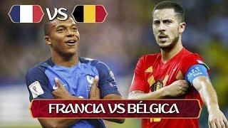 Francia 1 Bélgica 0   Semifinal Rusia 2018
