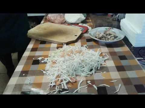 Пирожок с капустой - калорийность, состав, описание - www