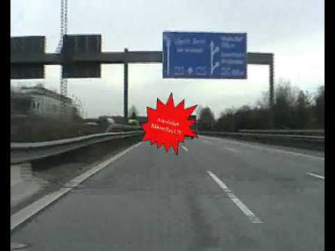 autobahn l neburg nach hamburg moorfleet ikea a250 a1 time laps driving youtube. Black Bedroom Furniture Sets. Home Design Ideas