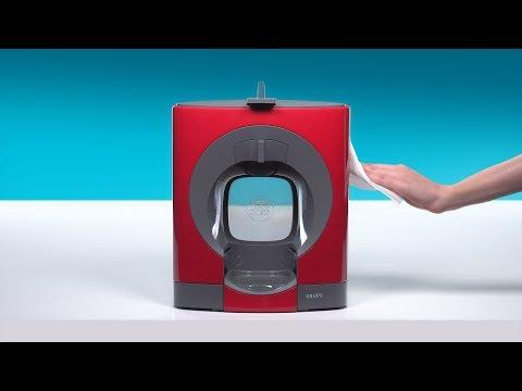 Clean your NESCAFÉ® Dolce Gusto® Oblo coffee machine by Krups®