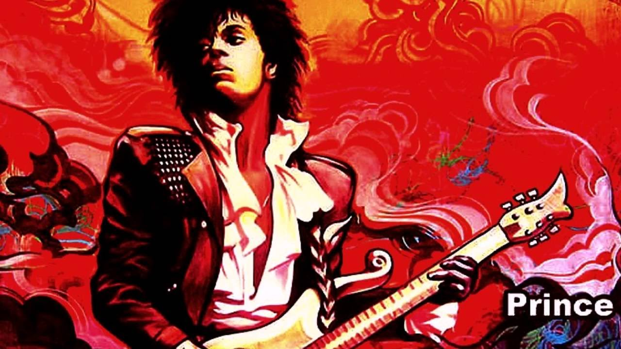 Prince - Purple Rain Instrumental