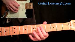 Black Dog Guitar Lesson Pt. 1 (Verse and Chorus) - Led Zeppelin