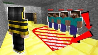 HANGİSİ GERÇEK HEROBRİNE? - Minecraft