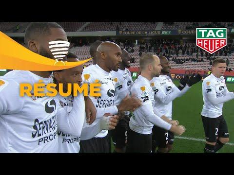 OGC Nice - EA Guingamp ( 0-0 1 tab à 3 ) (1/8 de finale) - Résumé - (OGCN - EAG) / 2018-19