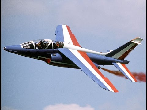 Dassault Dornier Alpha Jet Demonstration Flight