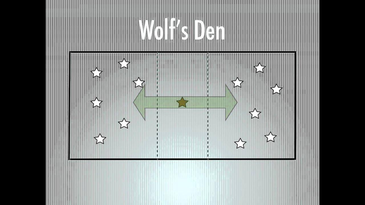 maxresdefault p e games wolf's den youtube