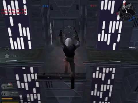 Star Wars Battlefront II classic 2005 full assault of the death star Part 1 |