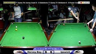 2018 Qld Cup - Country Teams - Sunday 10:45AM - Hervey Bay v Ipswich