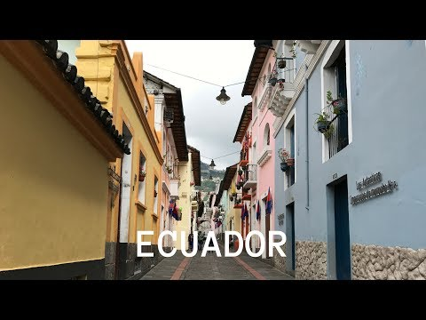 TRAVEL VLOG: Ecuador | Qutio