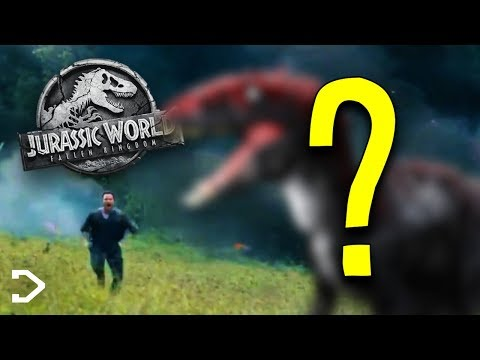 Scary NEW Dinosaur Footage - Jurassic World: Fallen Kingdom TEASER ANALYSIS