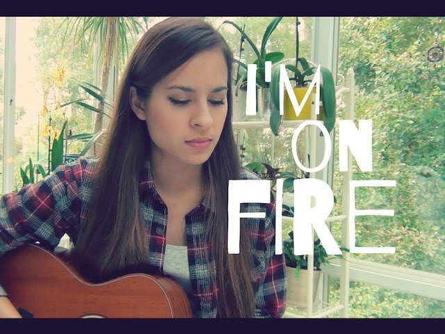 """""""I'm On Fire"""" - Bruce Springsteen (cover)"""