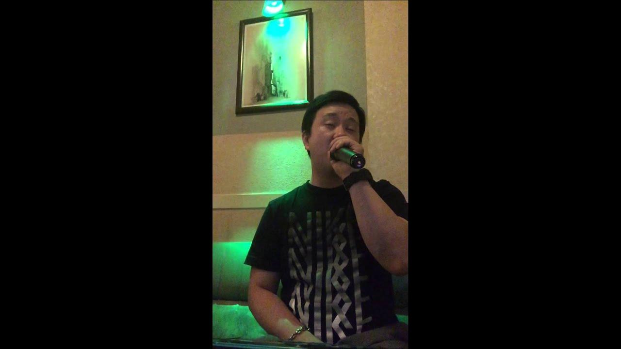 Bon jovi- i'll be there for you karaoke - YouTube