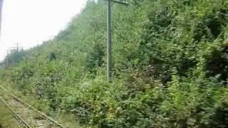 видео Новыий поезд Хмельницкий - Лисичанск начинает движение