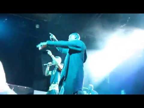 Live w/ Wizkid and Akon