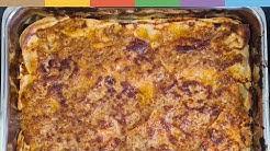 «Schnitz und Drunder»: Lasagne Teil 2