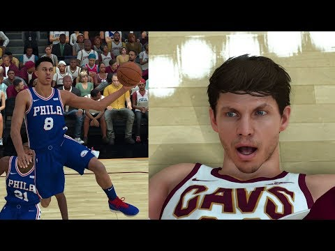 NBA 2K19 My Career EP 36 - Dribble Moves! Crazy Lob!