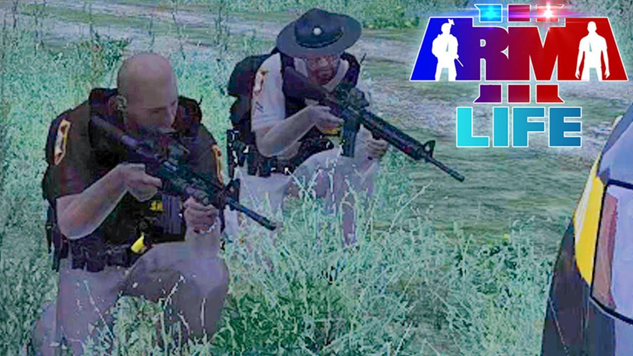 Arma 3 Life Police #35 - Sheriff Standoff