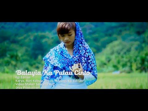 Lagu Minang Terbaru 2018 Egi Edrian Feat Stivany - Balayia Ka Pulau Cinto