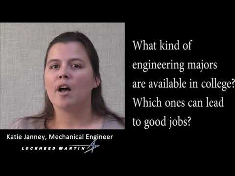 Ask an Engineer: What Kind of College Engineering Degrees?