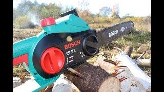 электро пила пила Bosch AKE 35 S ПРОТИВ сабельной пилы Bosch GSA 1100 E
