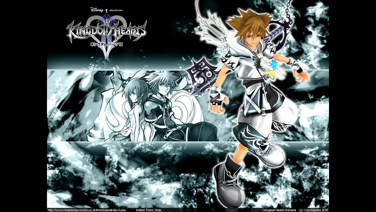Kingdom Hearts 2 Getting Final Form - YouTube