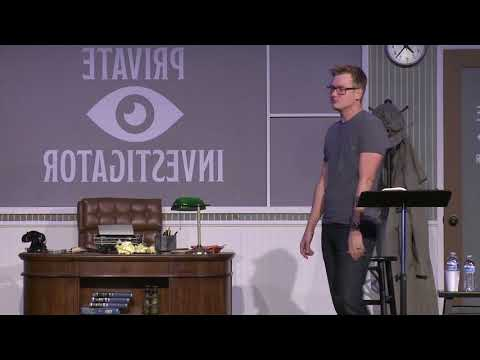 Identity Theft - Part 1 (10-14-17)