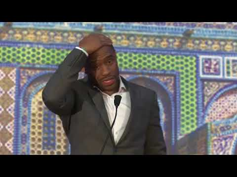 Dr  Marc Lamont Hill talks about his trip to Palestine