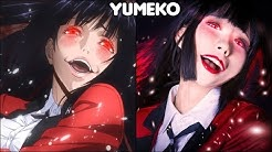 Kakegurui Characters In Real Life