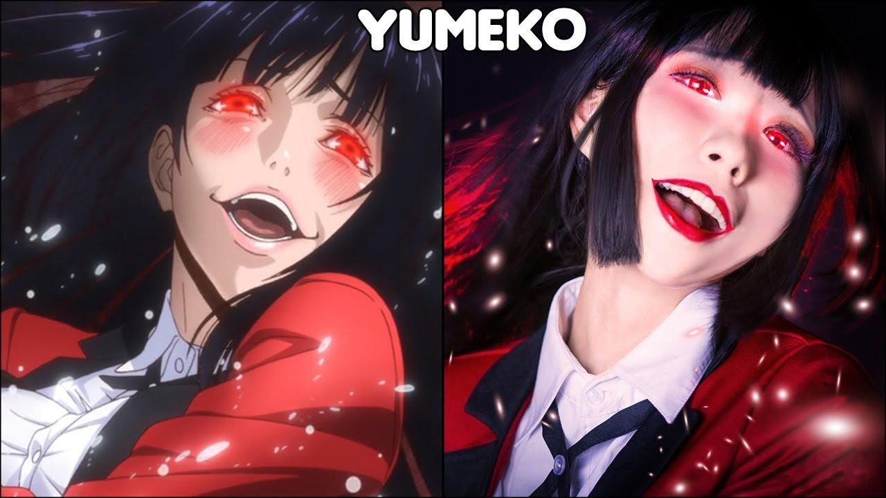 Kakegurui Characters