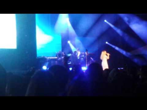 Mariah Carey concert Cape Town - Fly Like a Bird