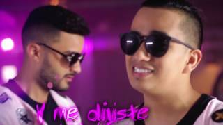 Yandar & Yostin - La Timidez (Video Lyric)