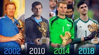 FIFA World Cup Golden Glove Winners II 1930 - 2018 II thumbnail